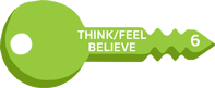 6. Think - Feel - Believe (Key Graphic)