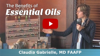 Dr. Claudia Gabrielle - Essential Oils