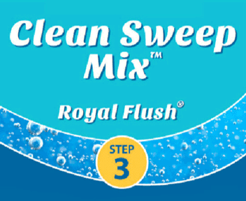 Royal Flush Kit - Clean Sweep mixTM