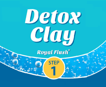 Royal Flush Kit - Detox Clay