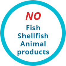 PSP-NO-Fish-Shellfish-Animal-products-Circle