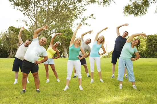 Mature exercisers