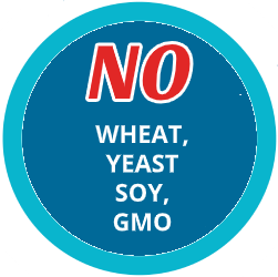 No Wheat-GMO